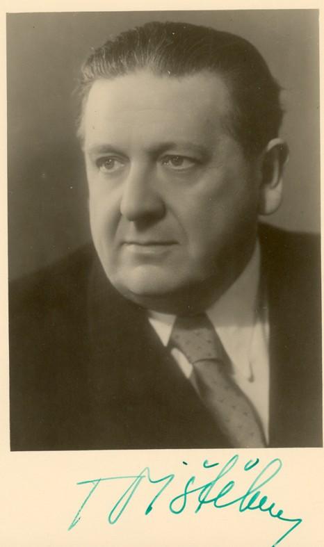 Sekce Theodor Pištěk
