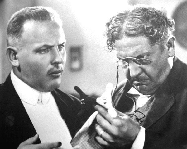 S Karlem Lamačem v komedii Dobrý tramp Bernášek